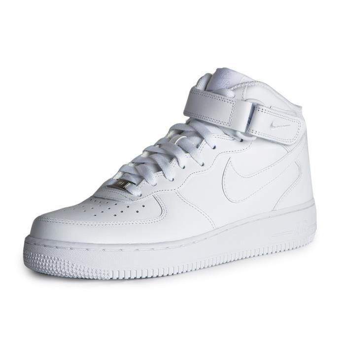 air force 1 mid 07 femme
