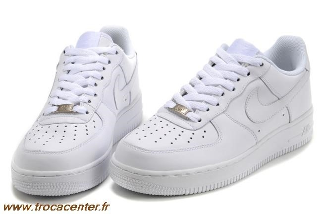 chaussure air force 1 blanche